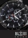 Orologio Blem Enjoy Cronografo Uomo Black Army Arrow M7778