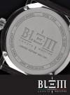 Orologio al quarzo Blem Luxury Watches M8058 Limited Edition CR Blu