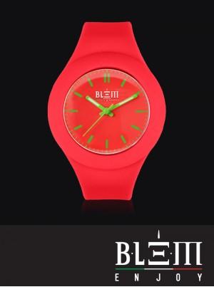 Orologio Solo Tempo Blem Enjoy modello Emoji U5000.06 Rosso